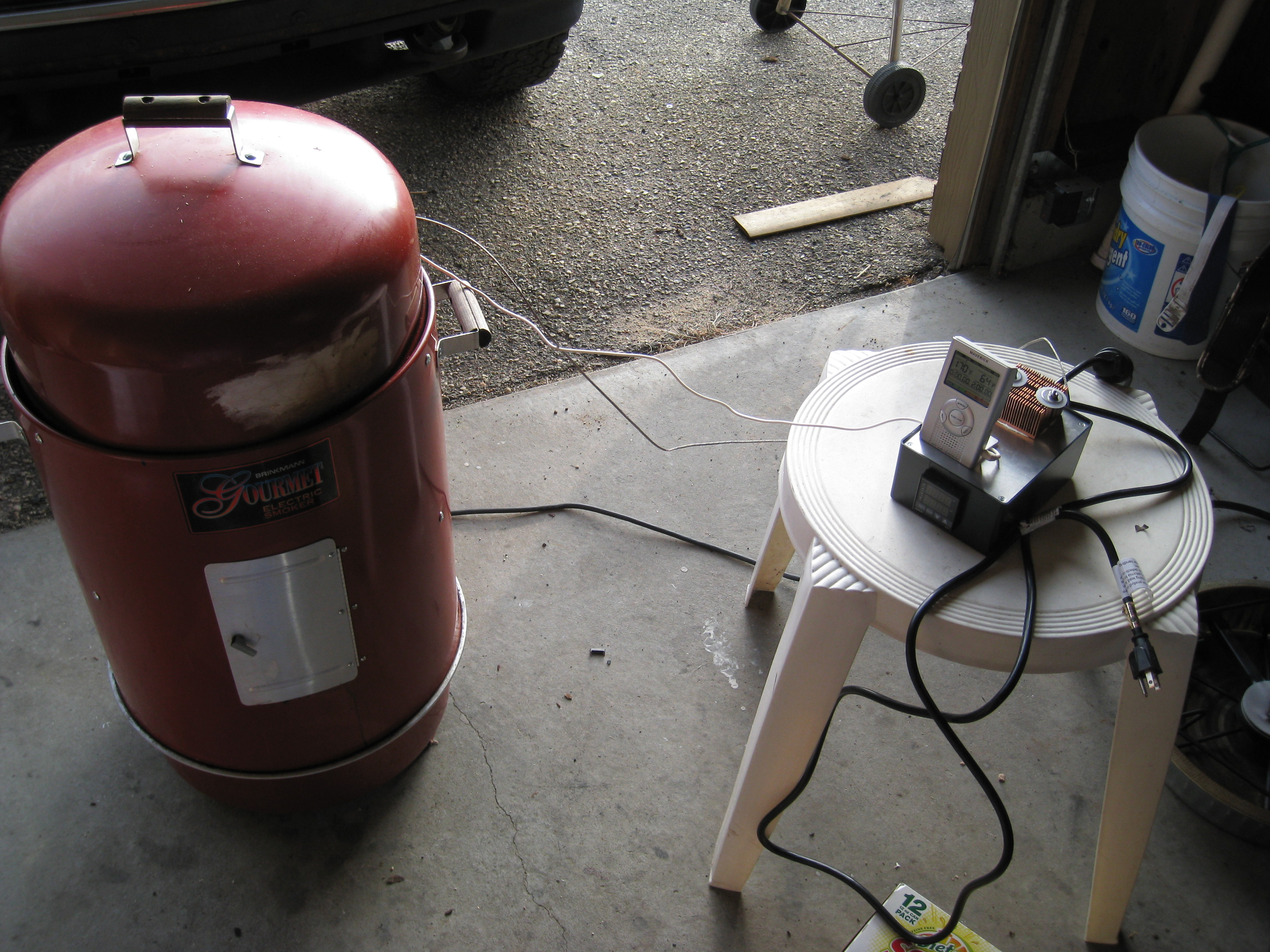 Taming my Brinkmann Gourmet Electric Smoker nate elston #3C485D