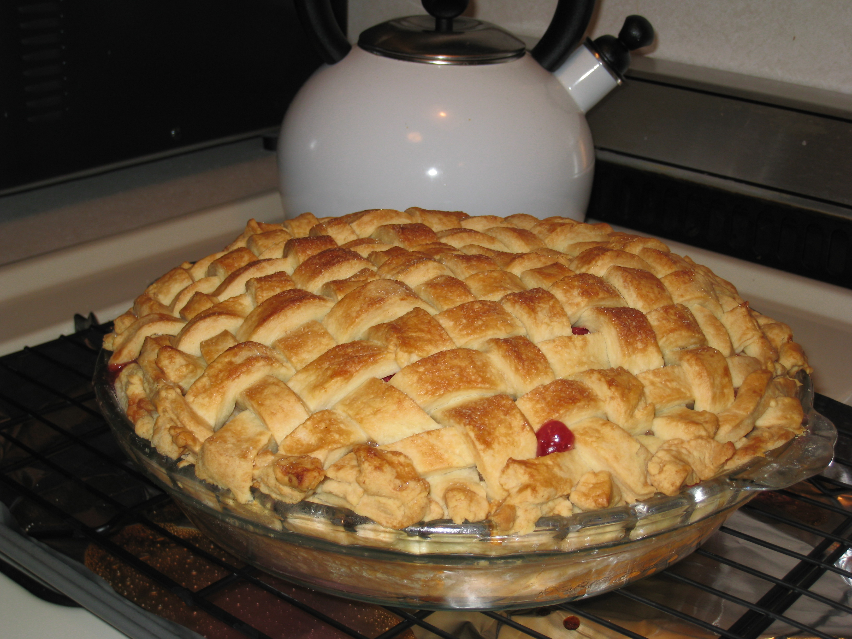 "One comment on "" Apple-Cranberry-Walnut Pie::A mouthful of goodness ..."