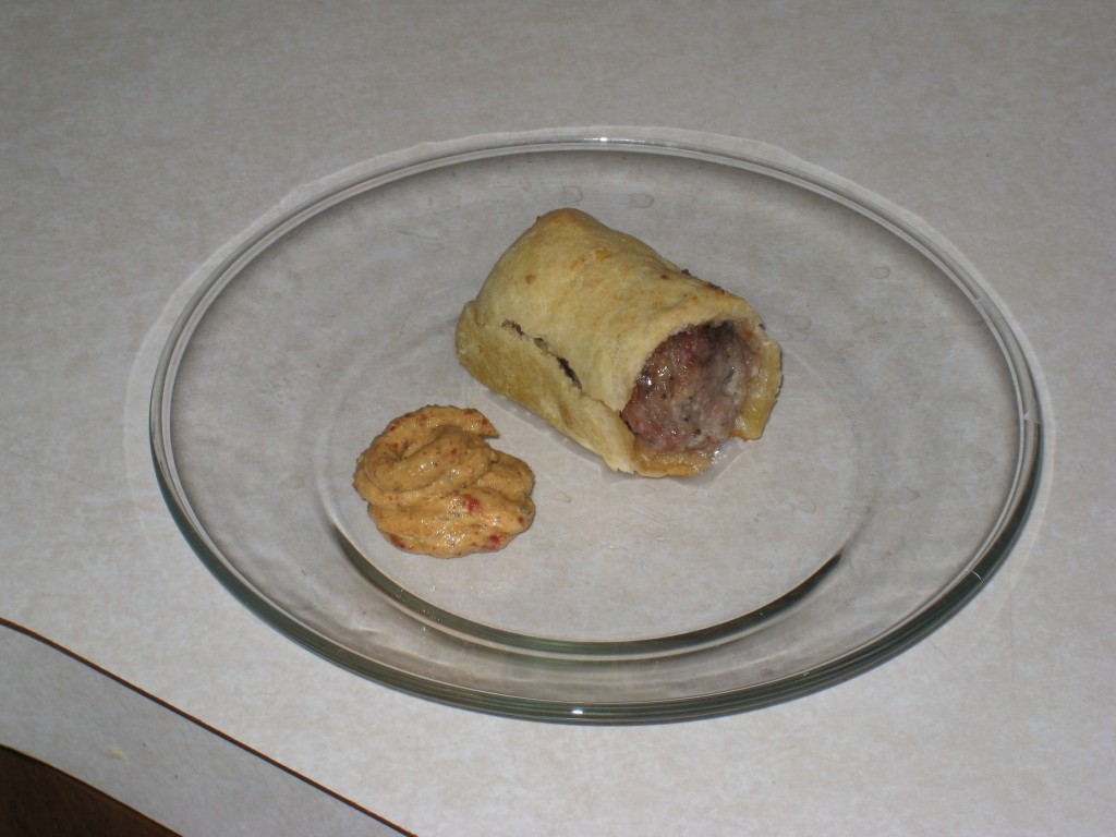 Homemade Pig in the Blanket