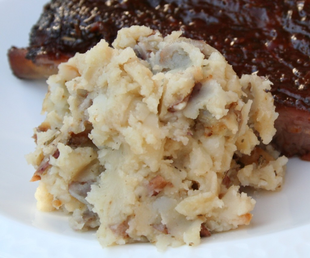 Garlic Mashed Red Potatoes | Search Results | All Simply Cooking Blog ...