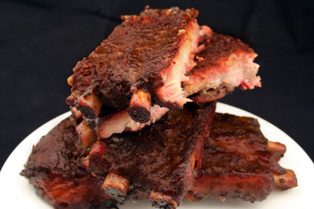 Jerked Pork Ribs