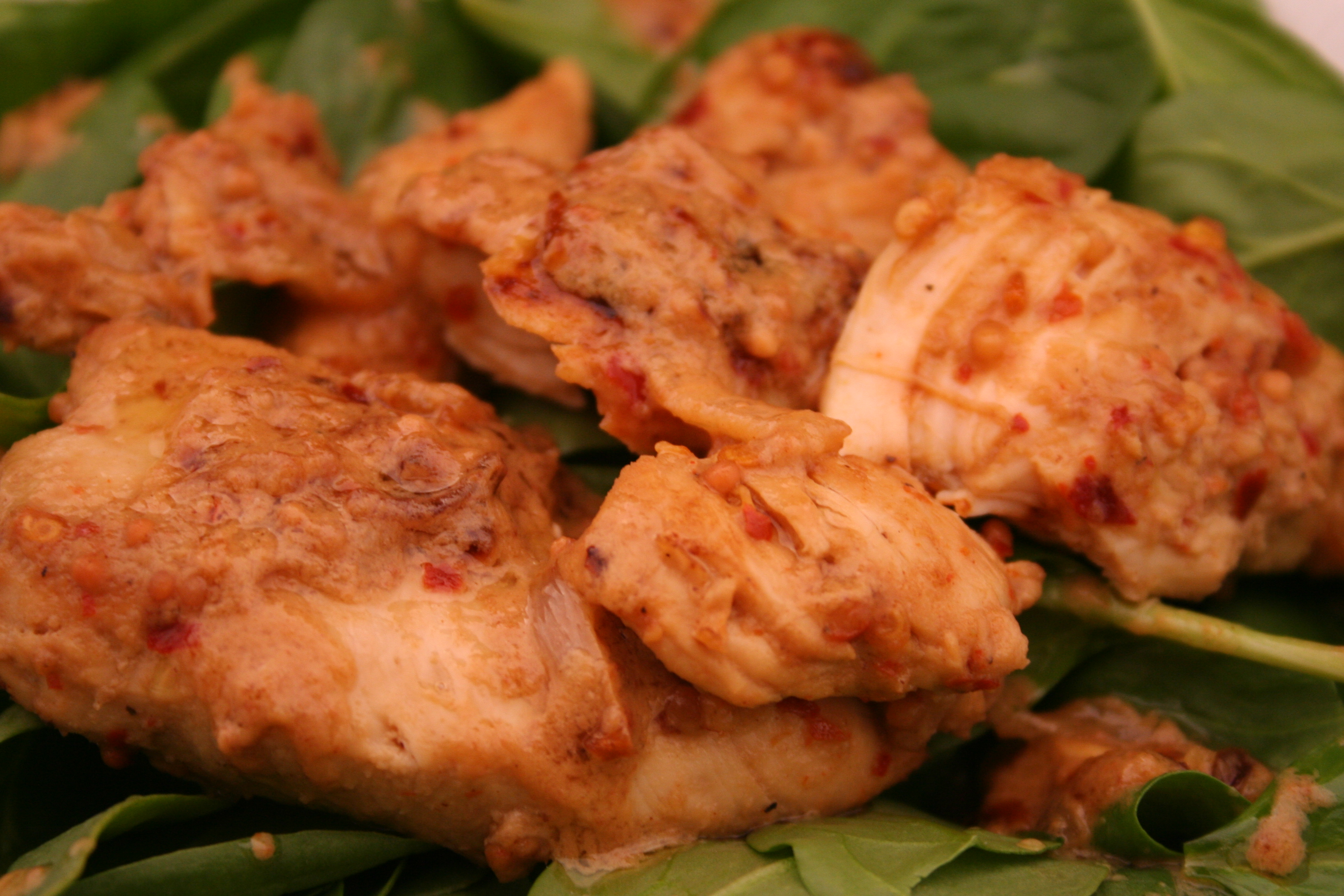 Honey Mustard Chicken Marinade
